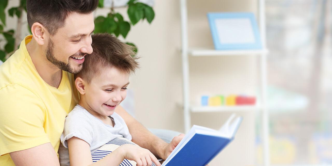 ¡Enseña a tu hijo(a) a leer de forma divertida!