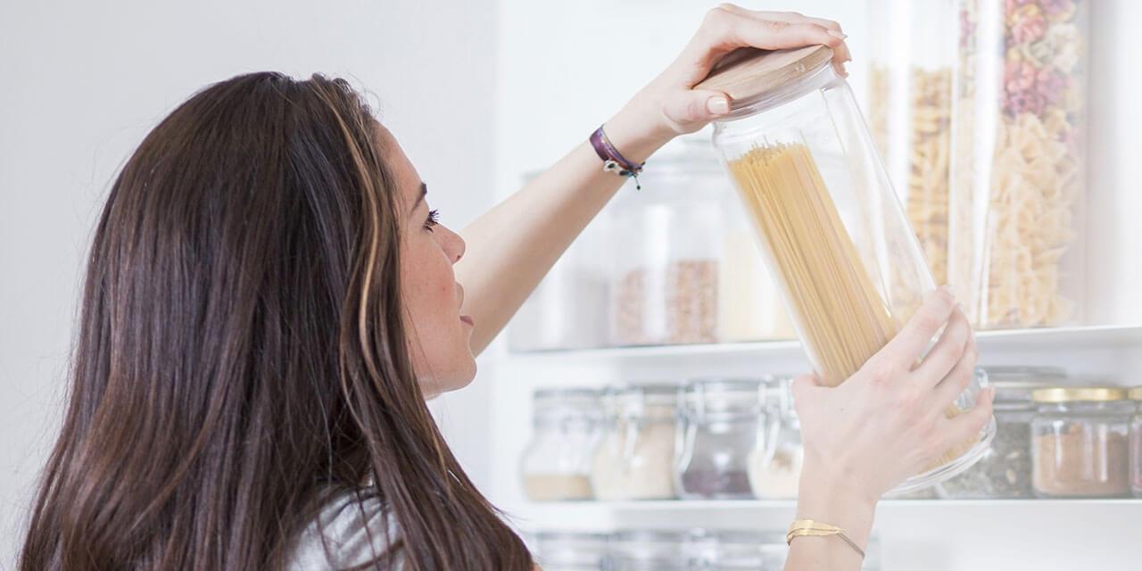 ¡Mejora tu alimentación organizando tu alacena!